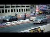 Mitsubishi Evo 9 Vs Nissan GTR R35, Lancer Evolution 8 Drag Race