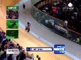 Meares Sets Milestone At Track Cycling World Championships