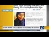 Muslim Woman Sues Longbeach Police Because They Forced Her To Remove Her Hijab In Order To Identify And Photograph Her