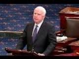 McCain Delivers Fantastic Anti-Torture Speech