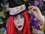 Makeup Artist Transforms Herself Into Mad Hatter