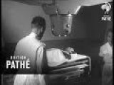 Machine For Cancer Treatment 1962