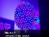 Mechanical Engineer Creates Fun LED Display