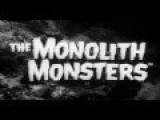 Movie For A Rainy Day #13 - The Monolith Monsters - 1957