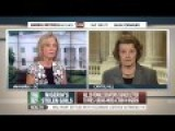 MSNBC Hack Andrea Mitchell With Keen Insight On The Root Cause Of Evil