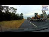 M5 Truck And Multi Vehicle Crash 16 3 16 - Sydney NSW