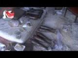 Mini Mortar Factory Seized In Kessab's Liberation
