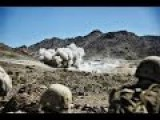 Marines Do What They Do Best Blowing Up Stuff And Wrecking Shit With Rifles, Machine Guns & Rocket Launchers! - Intense