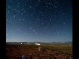 Military Exercises Illuminate Skies Over Nevada