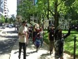 May Day 2013 - Unpermitted March, Portland, OR Part 2