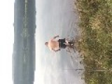 Me And My Mate Fishing