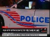 Man Attacks D.C. Cop With Ax Suspect Is A Black Man