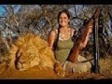 Melissa Bachman Lion Hunteress