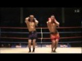 Muay Thai Fight Like You, The Audience Do Not Drop Eggs