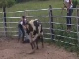 Mess With The Bull And This Is What You Get!