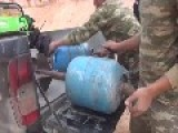 Mujahideen Send Some Hell Cannon To SHIT
