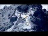 Mount Ontake Hikers' Evacuation From Volcano Eruption FOOTAGE VIDEO