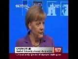 Merkel Of Germany Wants EU's New Sanctions On Russia To Be Effective Immediately