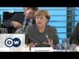 Merkel Numbers Rise As Refugee Numbers Drop