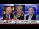 MEGYN KELLY REACTION TO INTERVIEW WITH DONALD TRUMP MAY 18, 2016
