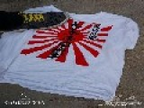 Man Beaten Up By Crowd For Wearing T Shirt With Japanese Military Flag