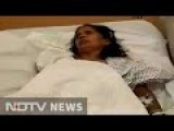 Maid Has Hand Chopped Off By Saudi Boss