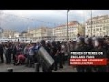 Marseille Ultras' Unprovoked Attack On England Fans   Euro 2016 France