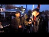 Moldova | Demonstrators Greet Poroshenko On His Visit To Balti Nov. 20th | English Subtitles