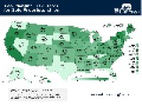 Map: Top Marginal Tax Rates On Sole Proprietorships And S-corporations