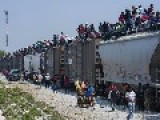 Mexican Train Derails With 1,000 Illegal Immigrants Riding On Top