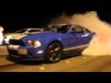 Mustang 3rd Gear Burnout - It's Really Coolest Burnout