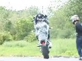 Moto Wheelie Fail Compilation
