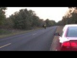 Motorcycle Accident !!! Very Dangerous
