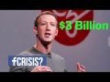 Mark Zuckerberg Swallows $3 Billion Loss As Facebook Stock Slumps