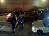 Man Beaten During Arrest, Toronto, Canada