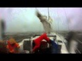 Mobile Bay Storm During Dauphin Island Race