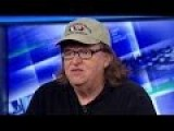 Michael Moore's 2 Warnings To Democrats: Take Trump Seriously + With Hillary Clinton The Next War