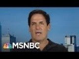 Mark Cuban: Donald Trump Will Crumble Under Tough Questions | Morning Joe | MSNBC