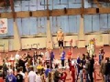 Maxim Trukhonovets - 21 Muscle Ups World Record