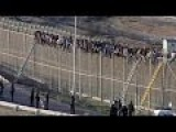 More Migrants Attempt To Enter Spanish Enclave