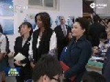 Michelle Obama Deeply Impressed By Chinese Education
