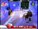 Man Falls Off Chair On Live Tv 2
