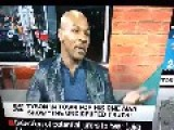 Mike Tyson Snap At A Journalist For Bringing Up His Rape Conviction On Live TV