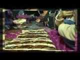 Mexicans Share Bread 1,440 Meters Long On Day Of Kings