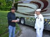 Made In America: Toby Keith Helps Re-enlist Reservist In Detroit
