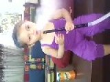 Mother Let Her Daughter Smoke Shisha