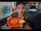 Man Tries Spiciest Noodles On Earth In Indonesia, Immediately Regrets It