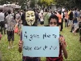 May 1st Protest - Why We Do This - Singapore Hong Lim Park