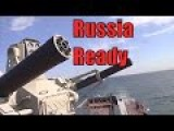 Massive Russian Army, Navy And Air Force Drills 2016