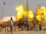 Maarrat Al-Nu'man Update: Militant GoPro Artillery Action + SyAF Strike + More